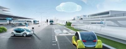 博世成立全新的智能网联事业部