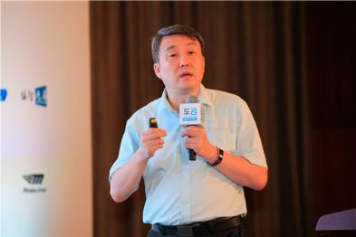 北汽新技术研究院荣辉:安全防撞没那么复杂