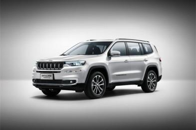 全新Jeep指挥官5座版,如何定义专业级高端SUV?