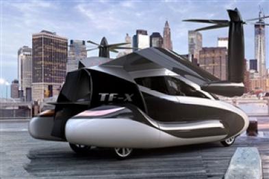 吉利飞行汽车细节公布,预计10月开始预定