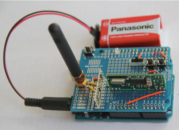 研究人员使用价值40美金 的Arduino无线装置截获汽车钥匙终端验证码