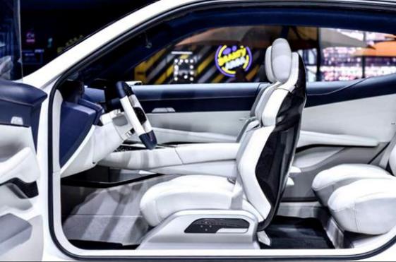 哈弗vision2025概念车内部座舱