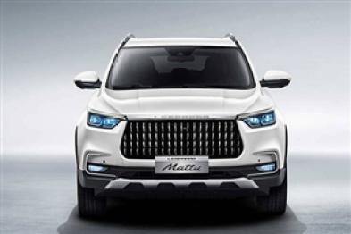 猎豹全新SUV将于今日上市