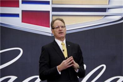 Steve Carlisle将接任凯迪拉克总裁