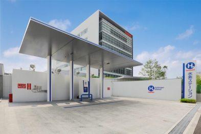 丰田日产本田等成立新公司推进加氢站建设