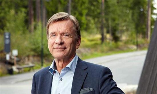 沃尔沃汽车CEO哈坎·萨缪尔森
