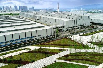 长安两江基地新工厂投产启用,凌轩下线