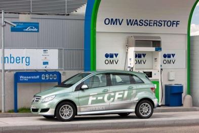 福特与戴姆勒终止合作开发燃料电池技术