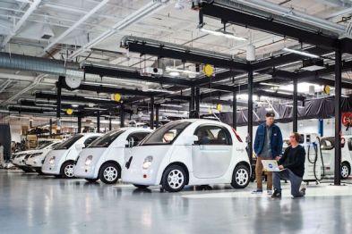 谷歌行人检测系统:给无人驾驶车减减负 【图】- 车云网
