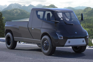 电动皮卡Cybertruck:特斯拉年内最重磅新车即将发布