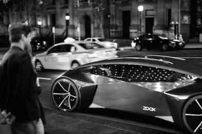 不走寻常路的自动驾驶初创企业Zoox