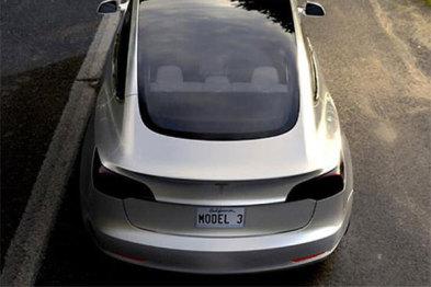特斯拉研发特殊太阳能玻璃,或用于Model3