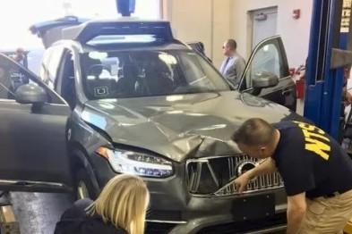 Uber自动驾驶事故内部调查首次披露:这可能会杀死一个学步的孩子