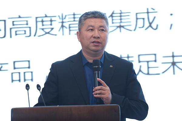 长安轿车销售事业部副总经理隋全晖