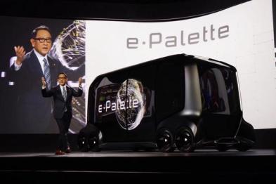 丰田转型移动出行公司,发布多功能出行平台