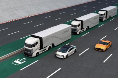 肯沃斯卡车与丰田汽车北美联手 欲合作研发10款氢燃料电池重卡