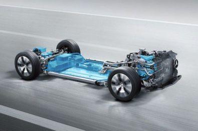 奔驰发布全新电动汽车平台,类似特斯拉架构