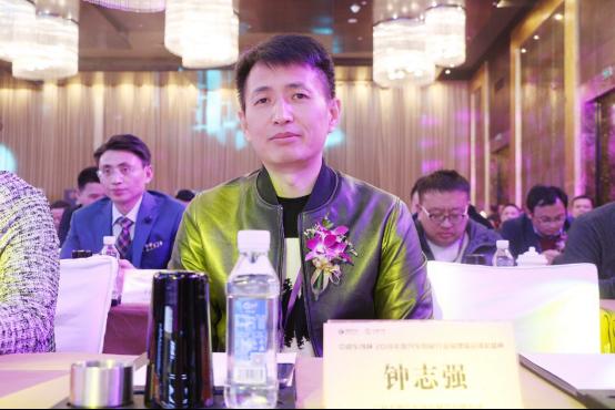 广州车邦汽车用品制造有限公司董事长钟志强