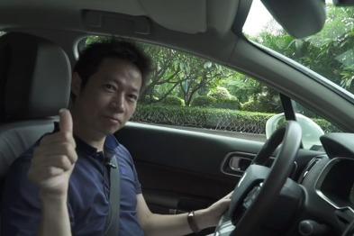 兴民智通COO兼智能网联汽车事业群总经理张人杰,为c6点赞