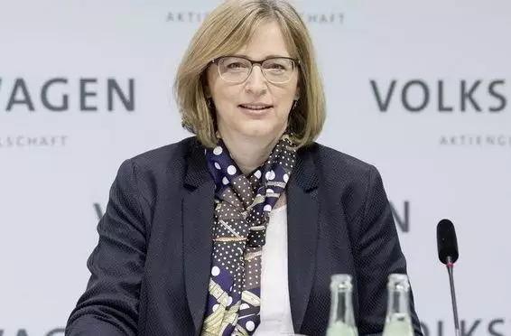 法务负责人Hiltrud Werner