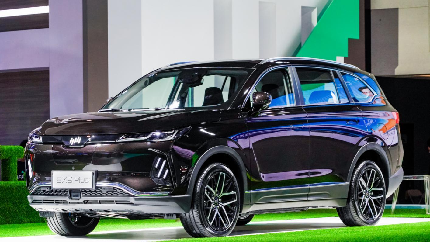 全天候长续航智能大5座SUV——威马EX6 Plus