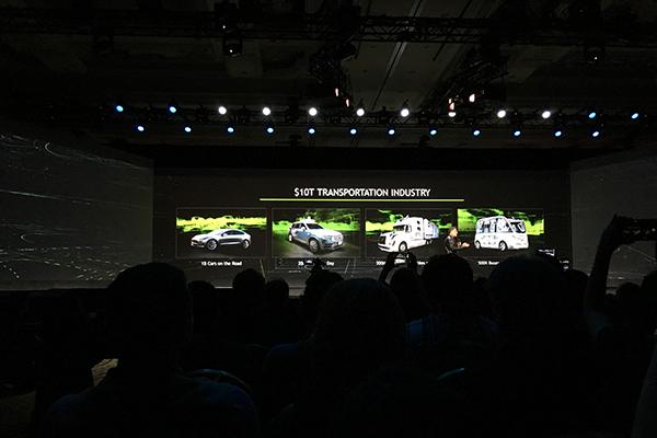 来源:NVIDIA联合创始人&CEO 黄仁勋在2017 CES发表的主题演讲