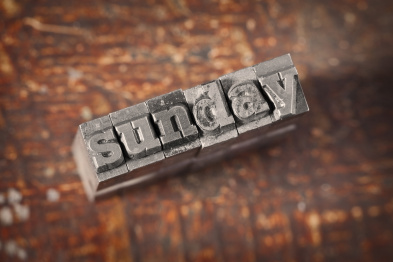 【一周动态】今天,周日,也是工作日