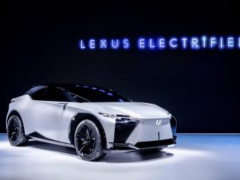 2021上海车展丨雷克萨斯核心车型再度升级