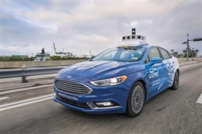 福特首款自动驾驶车拟为SUV车型,或在2021年发布