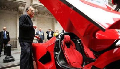 法拉利计划打造高端电动汽车,对抗特斯拉