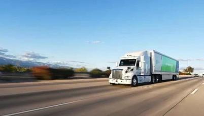 图森未来与Navistar投资合作深化,2024年前实现L4级无人驾驶卡车量产