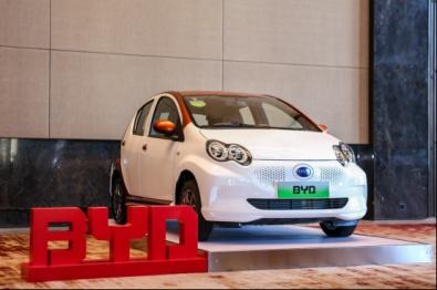 比亚迪e系列正式发布,向传统汽车价值模式发起挑战