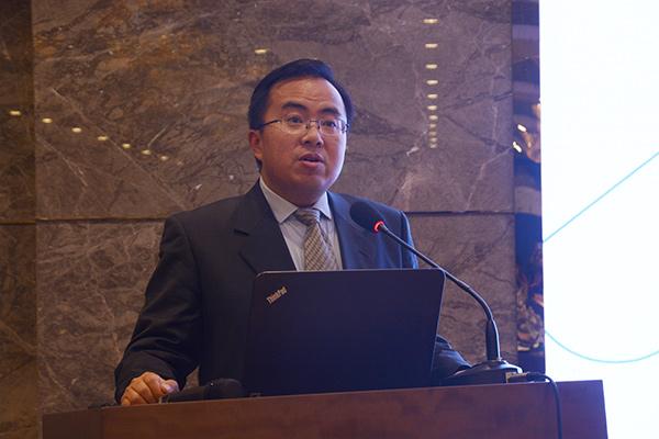 奇瑞新能源汽车技术有限公司副总经理、研究院院长倪绍勇