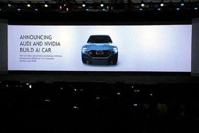 奥迪联手英伟达打造全自动驾驶汽车 预计在2020年上路