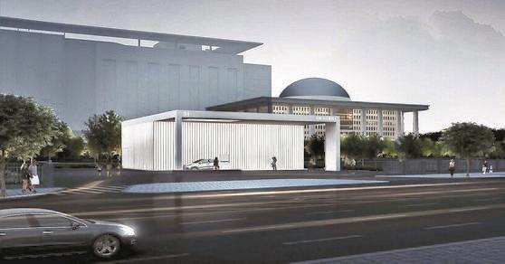 韩国国会加氢站