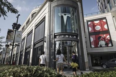 特斯拉上海建厂一事正在商谈中