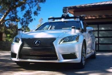 """丰田2021将年在美国推出""""可对话""""车辆"""