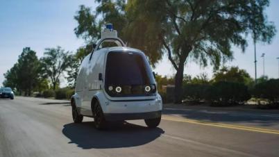 Nuro获软银近10亿美元投资,自动驾驶商用路径进一步确认