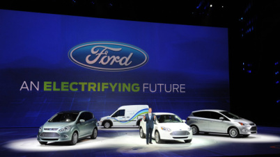 福特混合动力车型涉嫌侵犯专利,或遭禁售