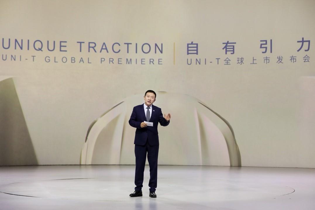 长安汽车副总裁叶沛