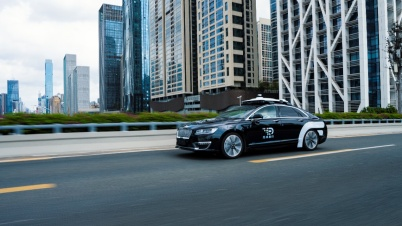 自动驾驶载人应用落地深圳第一家——元戎启行年中向公众开放试乘