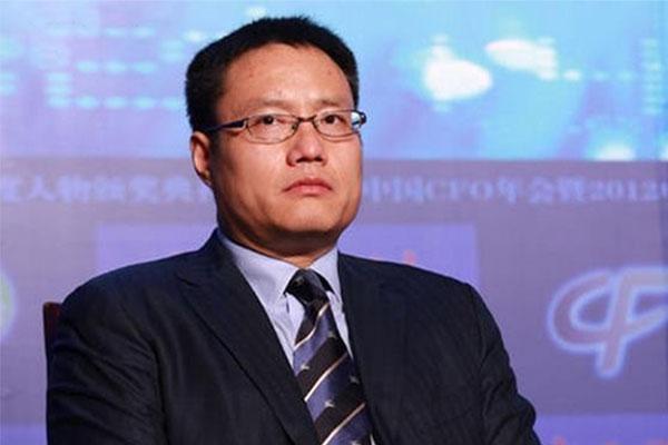 上汽集团CFO 谷峰