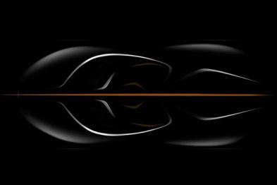 迈凯伦正打造新款F1超跑,将采用混合动力