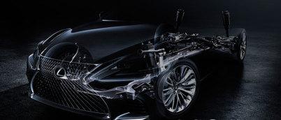 """新款""""雷克萨斯LS""""将在底特律车展全球首次公开"""
