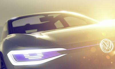 大众上海车展发布全新电动跨界车,或2020年量产