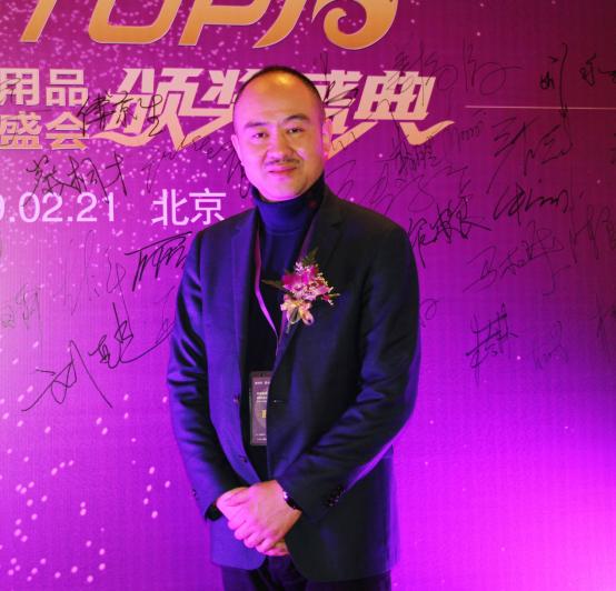 中凌薄膜材料科技(上海)有限公司首席战略规划师刘永忠