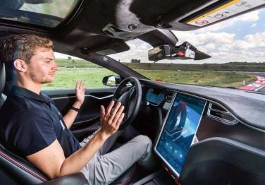 5G来了,自动驾驶当真更近了么?