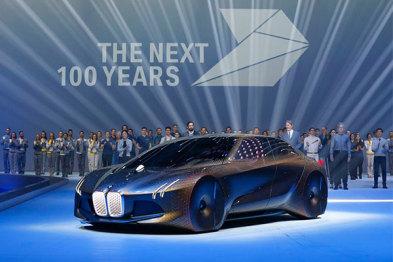 宝马打造自动驾驶车迎战谷歌苹果,i系列再添3款车