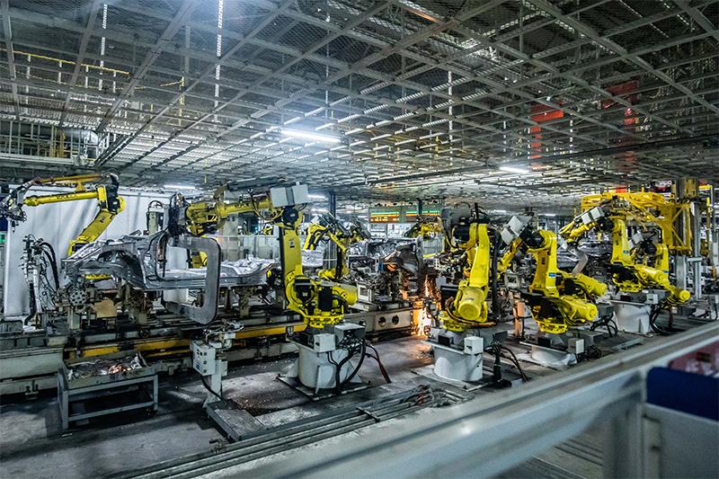 揭秘北京现代全球旗舰工厂,CVVD能为我们带来了什么?