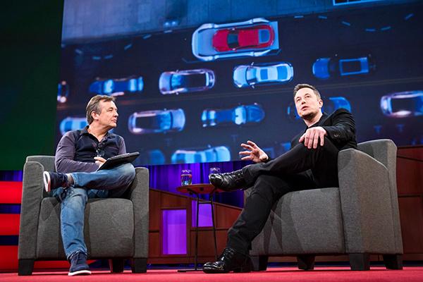 Elon Musk在TED2017